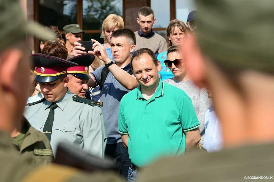 127 Нацгвардійців у Франківську урочисто присягнули на вірність Україні. ФОТО, фото-4