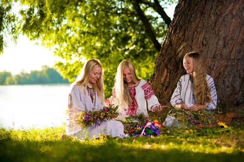 Трійця і Зелені свята: значення і традиції. ФОТО, фото-3