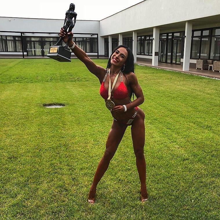 Фітнес-модель та тренер з Івано-Франківська стала чемпіонкою Європи. ФОТО, фото-2