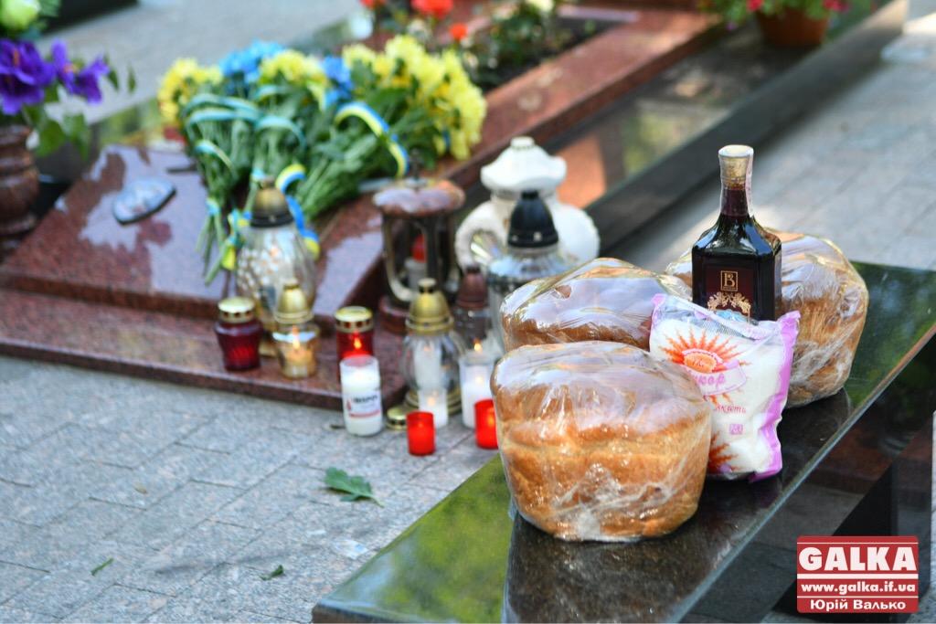 У Франківську вшанували бійців, які першими загинули в неоголошеній війні на сході України. ФОТО, фото-5