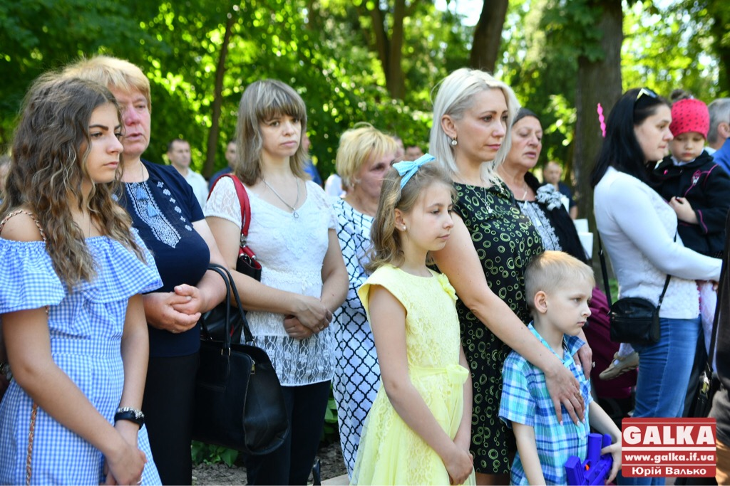 У Франківську вшанували бійців, які першими загинули в неоголошеній війні на сході України. ФОТО, фото-10