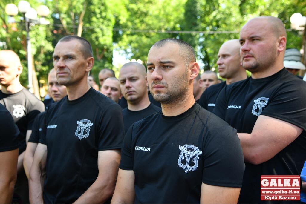 У Франківську вшанували бійців, які першими загинули в неоголошеній війні на сході України. ФОТО, фото-6