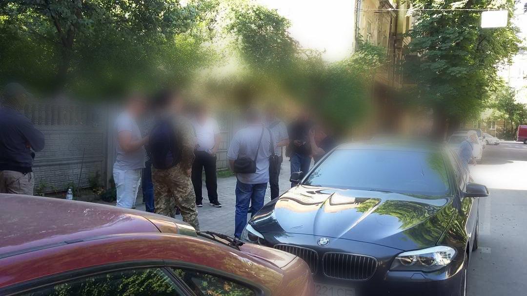 У Франківську та області затримали групу осіб-вимагальників. ФОТО, фото-2