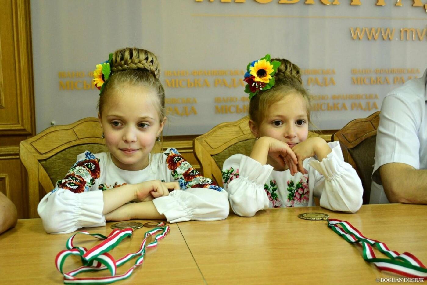 Франківські шахісти посіли на чемпіонаті Угорщини 5 перших місць. ФОТО, фото-2