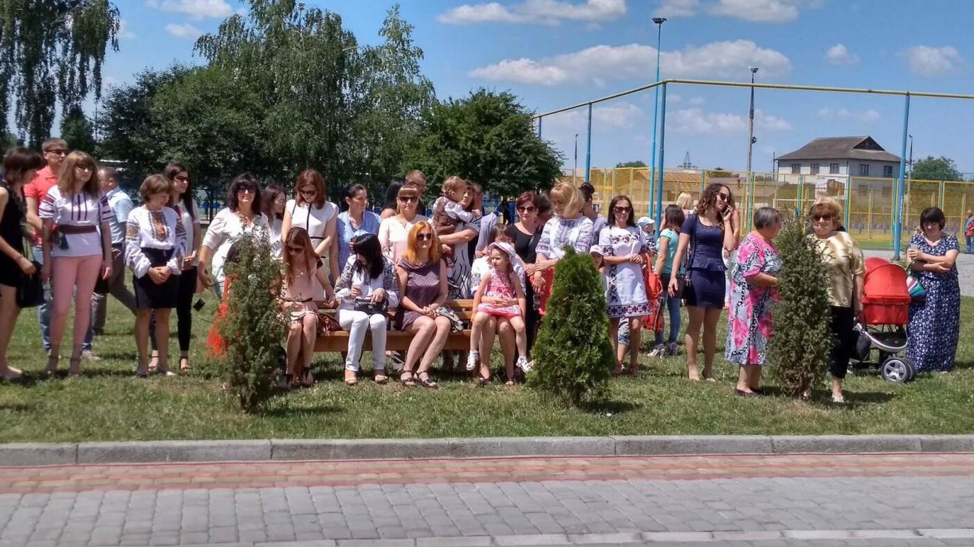 Прикарпаття відвідав Петро Порошенко. ФОТО, фото-8