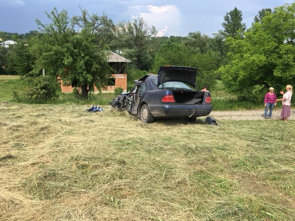 Смертельний обгін: у ДТП на Прикарпатті загинув 35-річний водій. ФОТО, фото-8