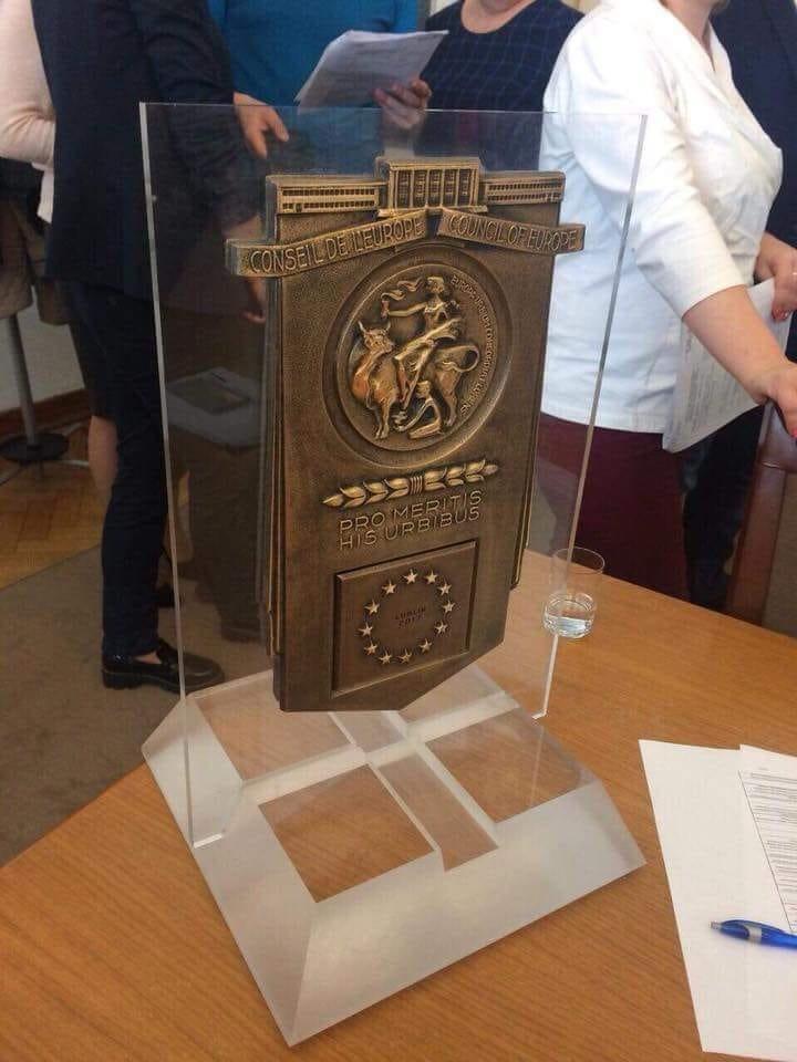 #нагороди_ІФ: приз ПАРЄ вручать Франківську у вересні. ФОТО, фото-8