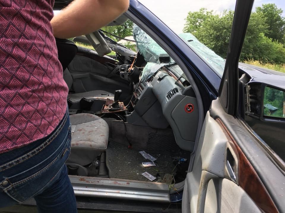 Смертельний обгін: у ДТП на Прикарпатті загинув 35-річний водій. ФОТО, фото-4