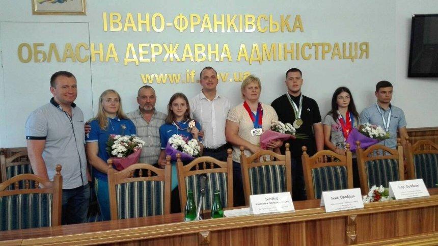 Прикарпатські спортсмени здобули призові місця на чемпіонатах світу та Європи з боротьби, самбо і пауерліфтингу., фото-1