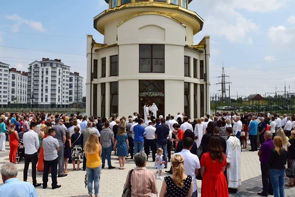 У Франківську стало на один храм більше. ФОТО, фото-3
