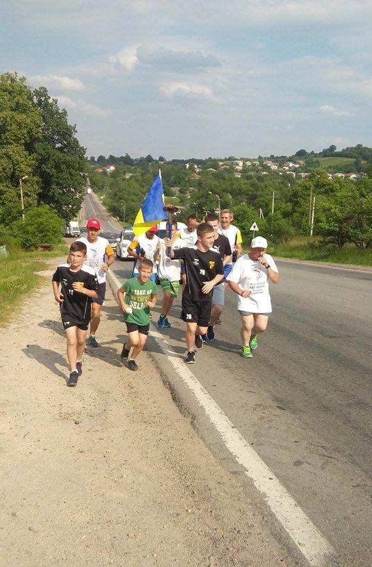 На Долинщині бігали заради гармонії. ФОТО, фото-2