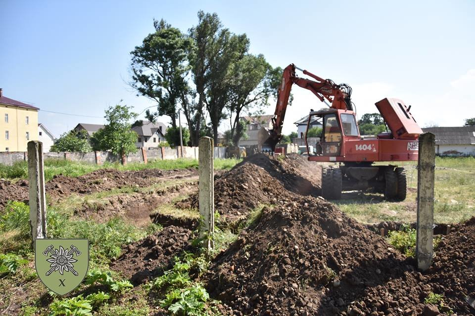 На Прикарпатті будують нові казарми для Гірсько-штурмової бригади. ФОТО, фото-2