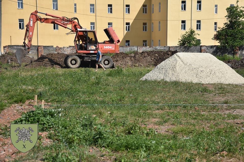 На Прикарпатті будують нові казарми для Гірсько-штурмової бригади. ФОТО, фото-3