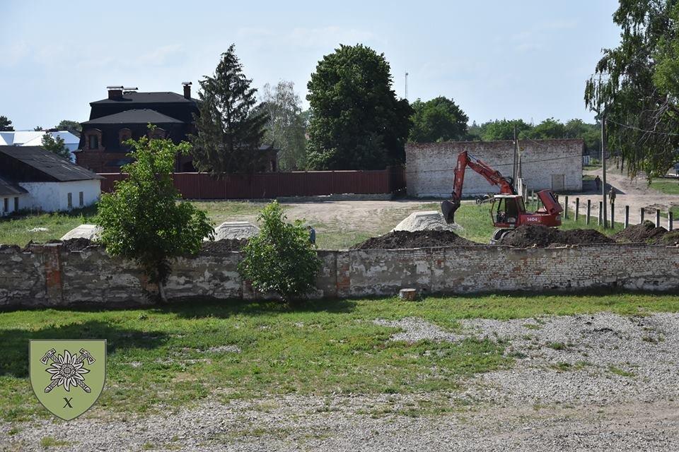 На Прикарпатті будують нові казарми для Гірсько-штурмової бригади. ФОТО, фото-4