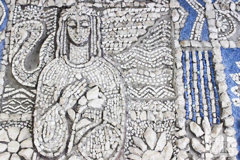 Кам'яне багатство. Франківська мозаїка Опанаса Заливахи у деталях. ФОТО, фото-1