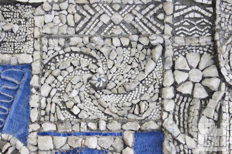 Кам'яне багатство. Франківська мозаїка Опанаса Заливахи у деталях. ФОТО, фото-4