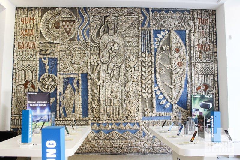 Кам'яне багатство. Франківська мозаїка Опанаса Заливахи у деталях. ФОТО, фото-5