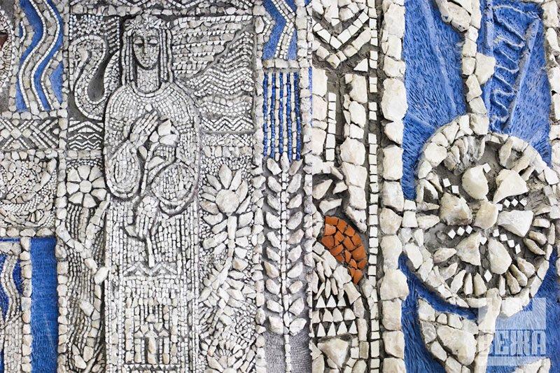 Кам'яне багатство. Франківська мозаїка Опанаса Заливахи у деталях. ФОТО, фото-7