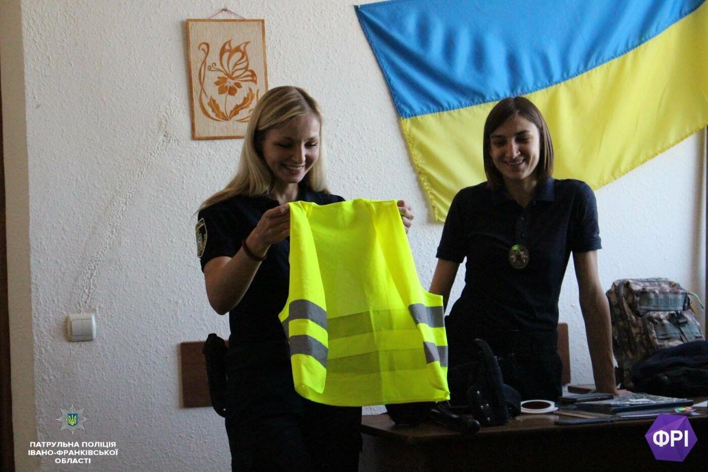 Франківські школярі п'ять днів вивчали роботу патрульних. ФОТО, фото-5