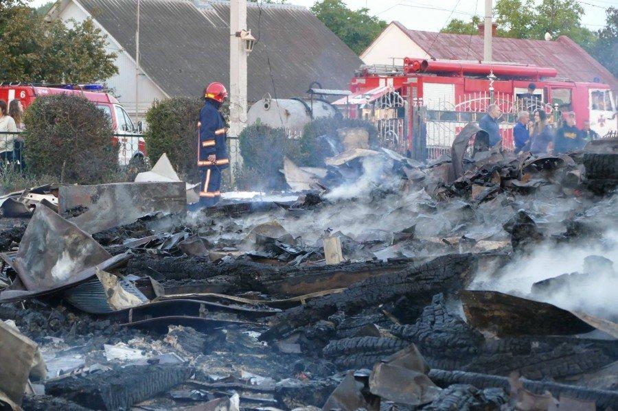 На Прикарпатті повністю вигоріла церква. ФОТО. ВІДЕО. ОНОВЛЕНО, фото-5