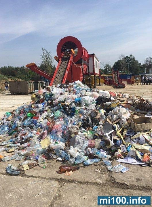 У Рибному запрацювала сміттєсортувальна лінія. ФОТО, фото-2
