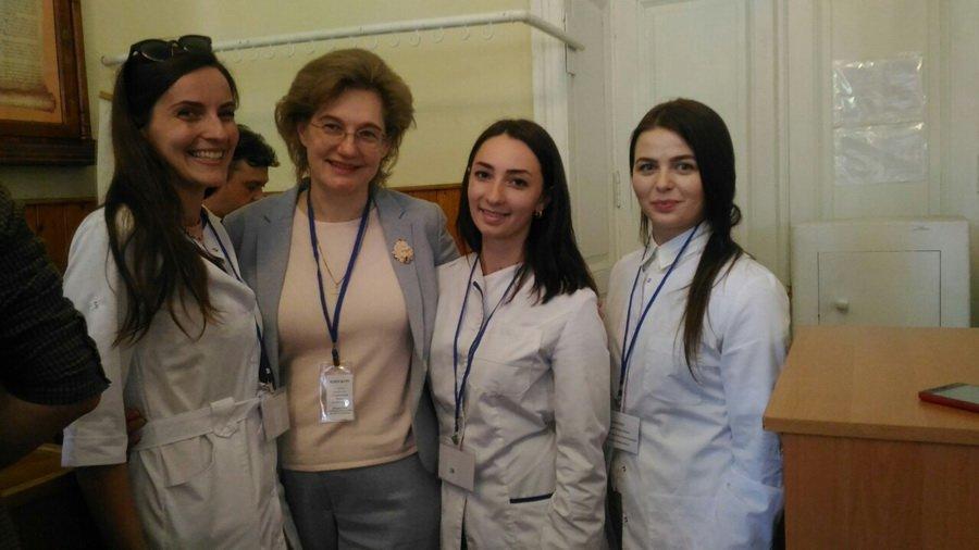 Прикарпатські студенти стали призерами всеукраїнської олімпіади з інфекційних хвороб. ФОТО, фото-1