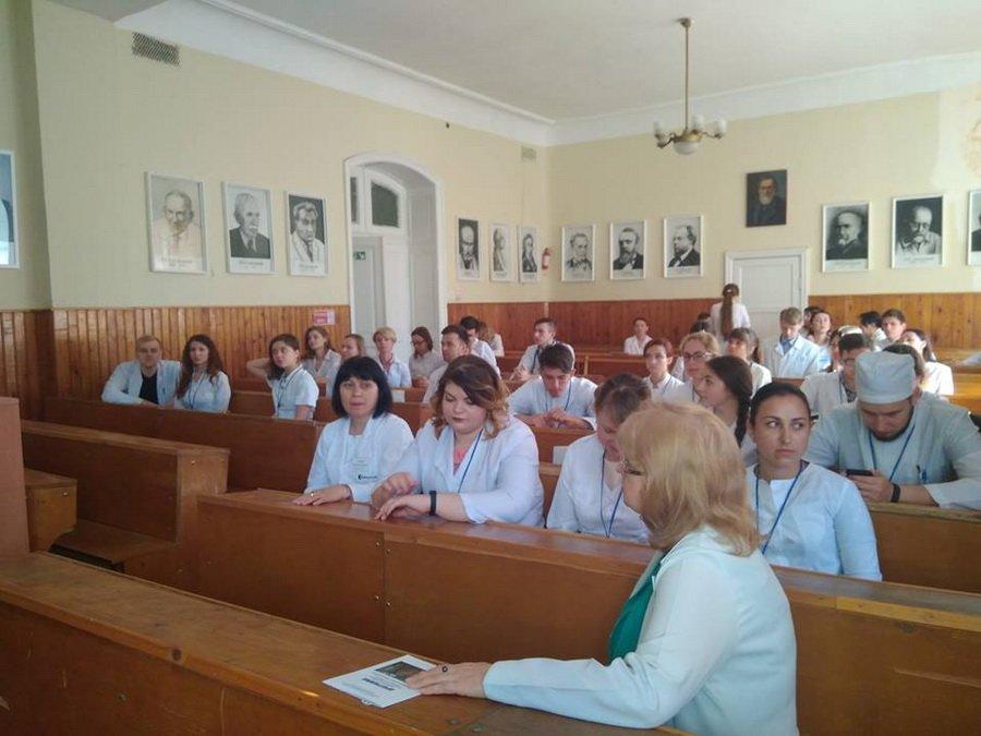Прикарпатські студенти стали призерами всеукраїнської олімпіади з інфекційних хвороб. ФОТО, фото-5