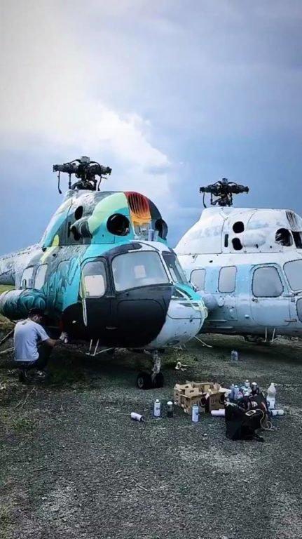 Місто-повітряний порт: де у Франківську можна побачити справжні гелікоптери. ФОТО, фото-5