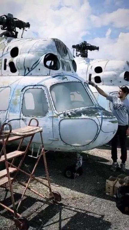 Місто-повітряний порт: де у Франківську можна побачити справжні гелікоптери. ФОТО, фото-6