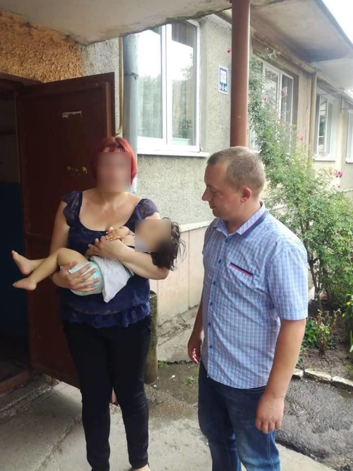 Франківка, яку позбавляють батьківських прав, вкрала доньку. ФОТОФАКТ, фото-1