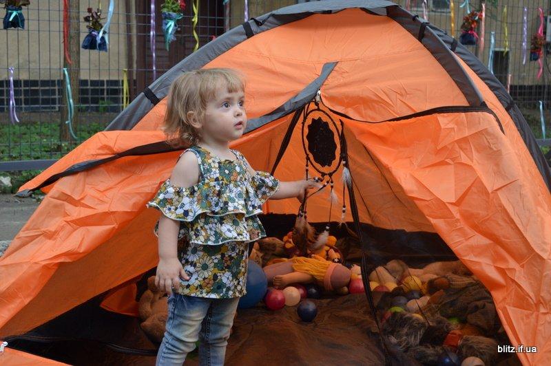 Локація дитинства на фестивалі Porto Franko. ФОТО, фото-2