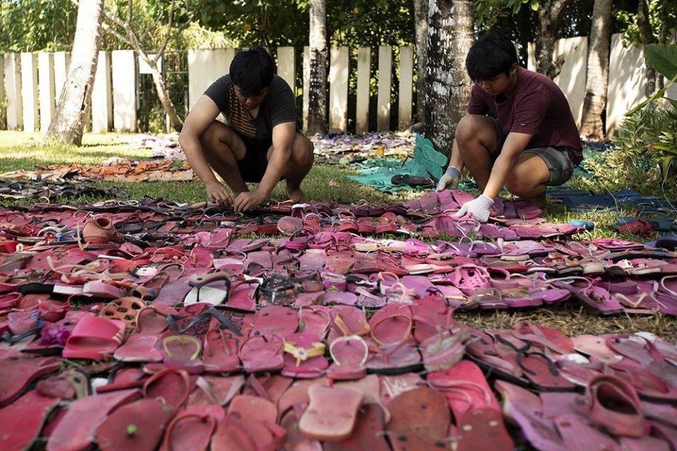"""""""5000 втрачених подошв"""" або скільки сміття можна знайти в океані. ФОТО, ВІДЕО, фото-2"""