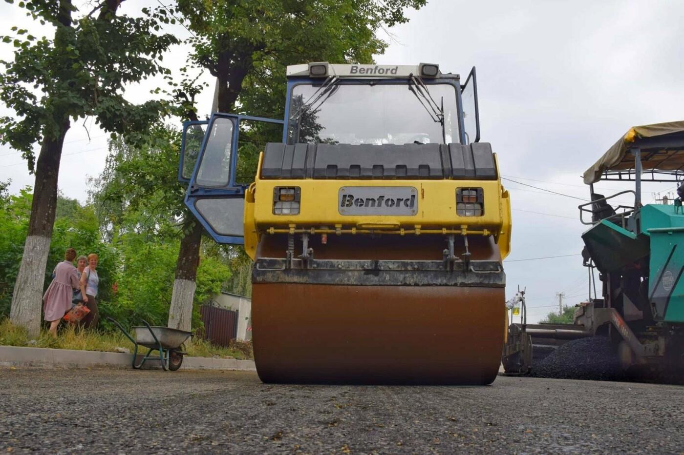 Завершується капітальний ремонт вулиці Княгинин. ФОТО, фото-3