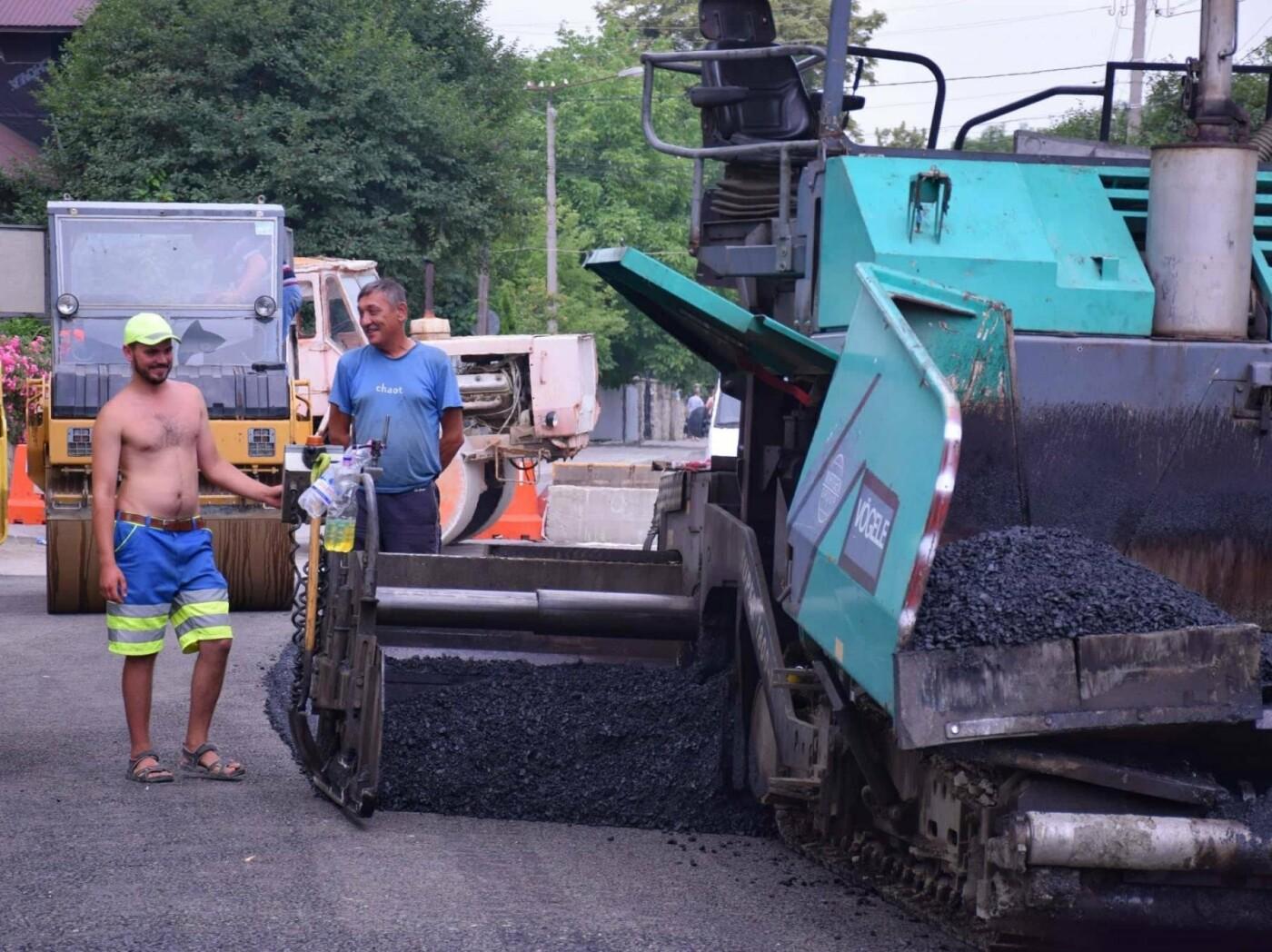 Завершується капітальний ремонт вулиці Княгинин. ФОТО, фото-6