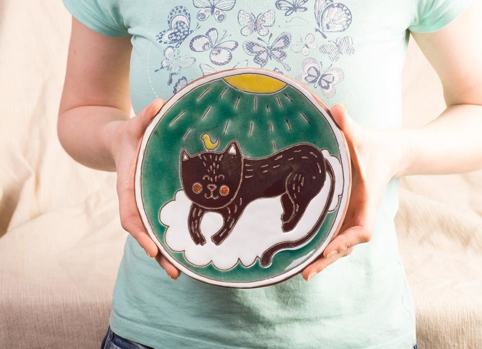 """Прикарпатська родина створює """"космічний"""" посуд заради освіти дітей. ФОТО, фото-6"""