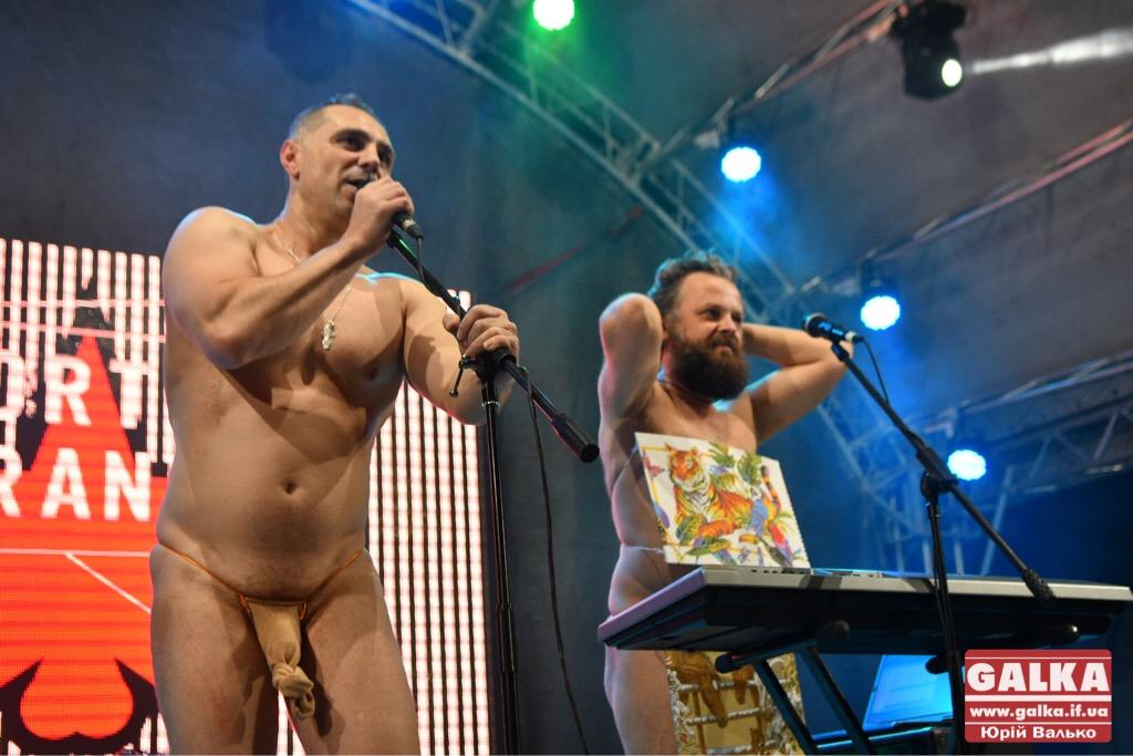"""""""Хуліганство"""": Поліція відкрила провадження через """"голий"""" концерт у рамках PORTO FRANKO у Франківську. ФОТО. ВІДЕО. ОНОВЛЕНО, фото-1"""