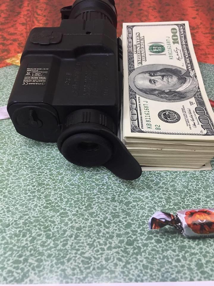 «Коля з Коломиї» віддав на тепловізори для українських захисників 40 тис. доларів США, фото-1