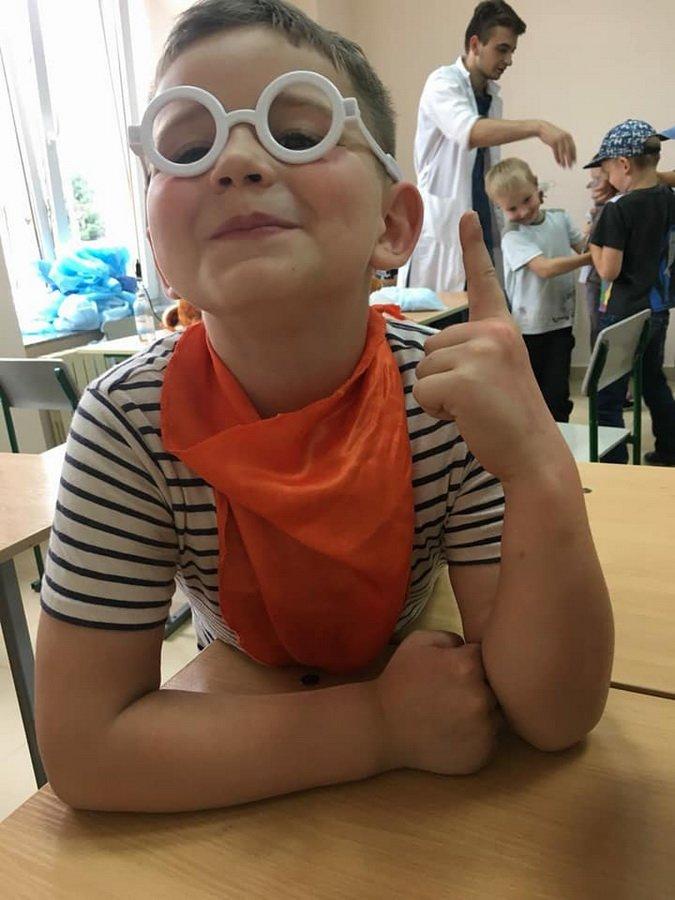 Діти у франківському таборі лікували...ведмежат. ФОТО, фото-3