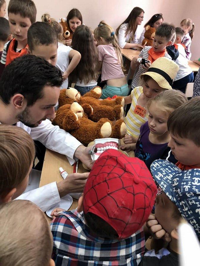 Діти у франківському таборі лікували...ведмежат. ФОТО, фото-7