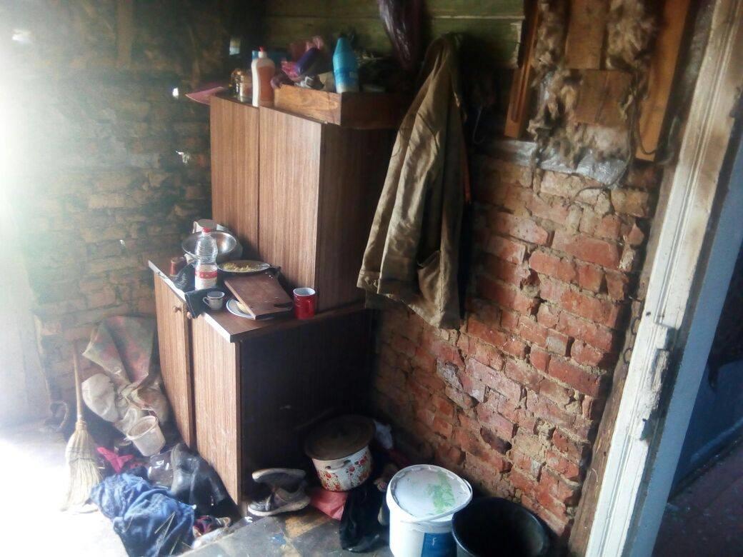 На Прикарпатті двох дітей забрали з жахливого будинку і від постійно п'яної матері. ФОТО, фото-2