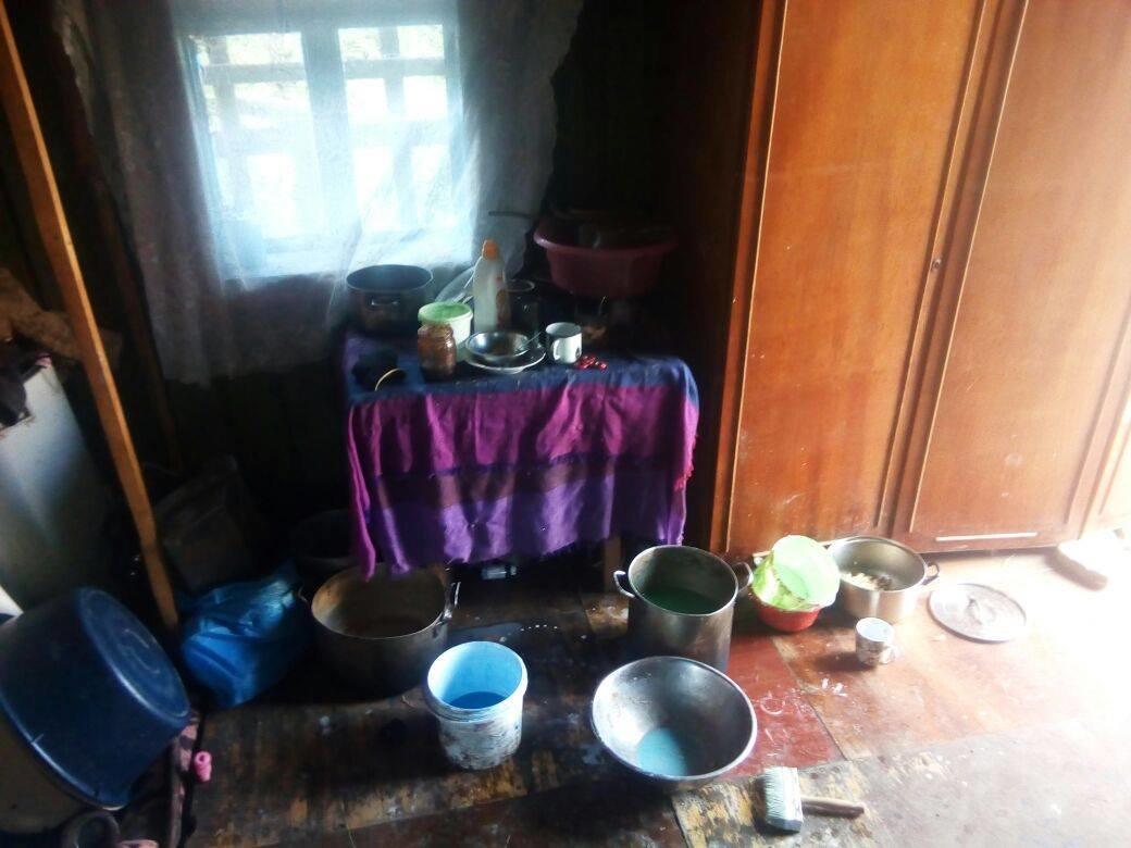На Прикарпатті двох дітей забрали з жахливого будинку і від постійно п'яної матері. ФОТО, фото-5