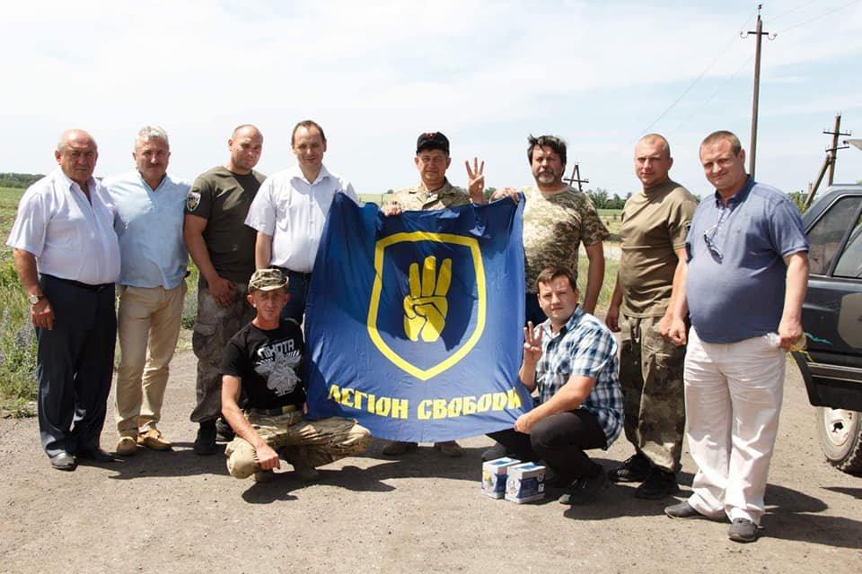 Мер Франківська передав допомогу українським бійцям у зоні АТО. ФОТО, фото-4