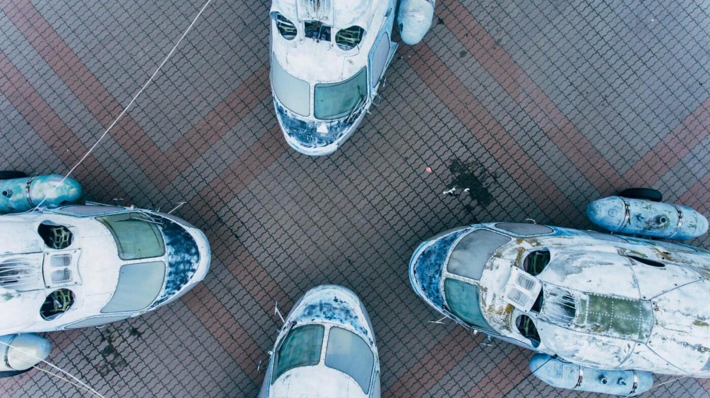 Повітряний порт: франківські гелікоптери з висоти. ФОТО, фото-5