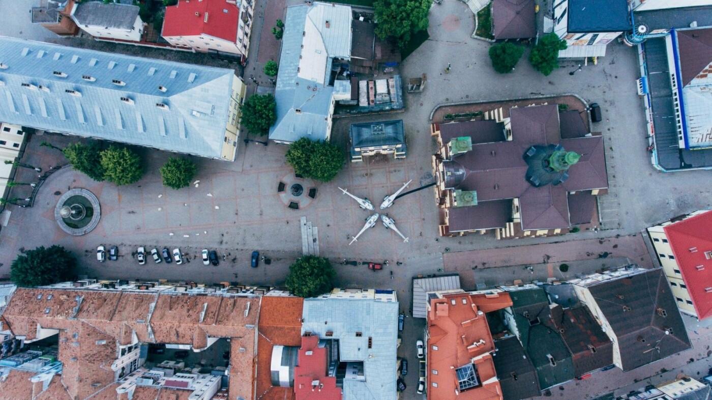 Повітряний порт: франківські гелікоптери з висоти. ФОТО, фото-6