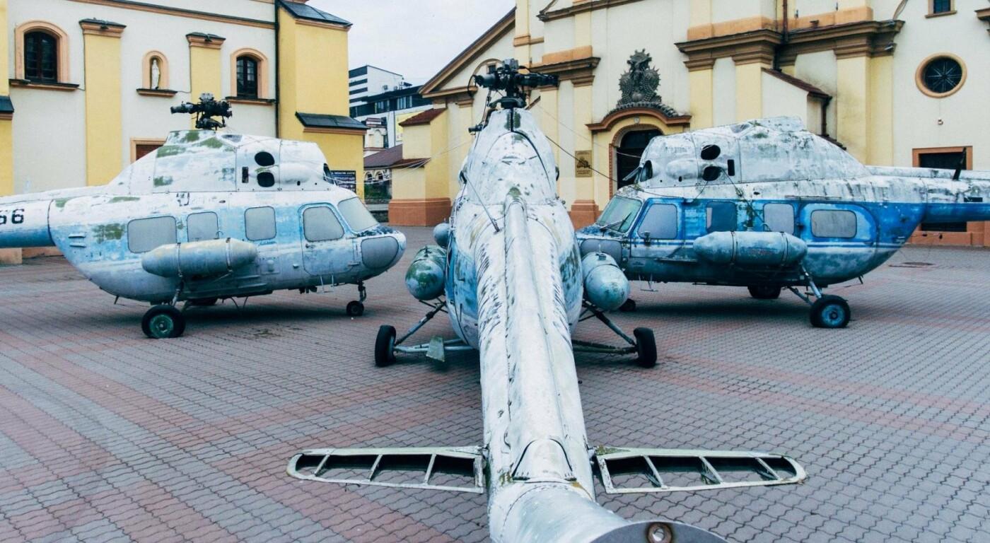 Повітряний порт: франківські гелікоптери з висоти. ФОТО, фото-3