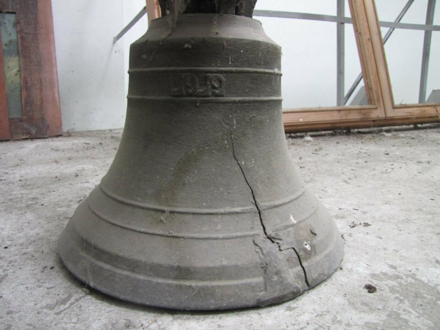 На Івано-Франківщині віднайшли старовинні дзвони. ФОТО, фото-3