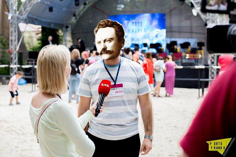 Якби Іван Франко відвідав PORTO FRANKO. ФОТО, фото-6
