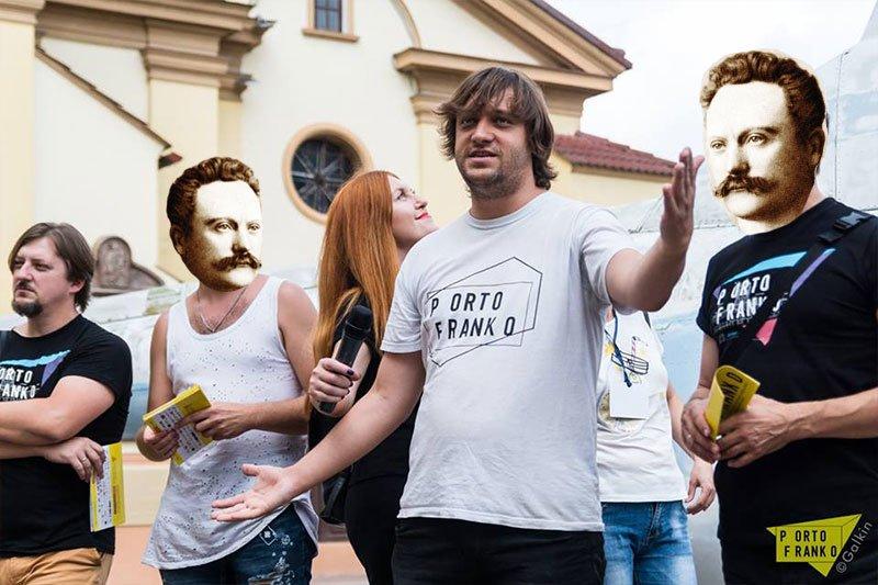 Якби Іван Франко відвідав PORTO FRANKO. ФОТО, фото-5