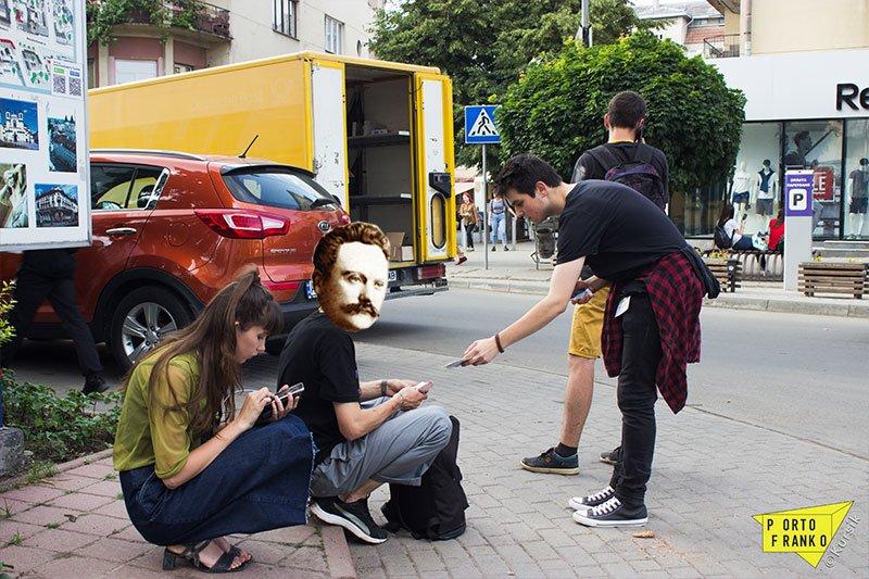 Якби Іван Франко відвідав PORTO FRANKO. ФОТО, фото-11