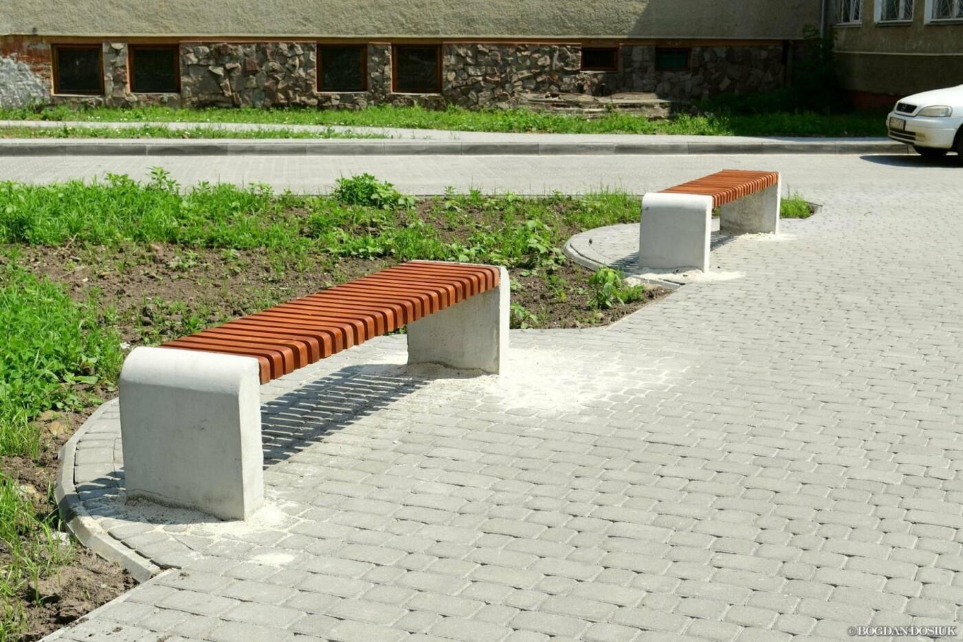 До міської поліклініки №1 тепер можна дістатися новими доріжками. ФОТО, фото-5